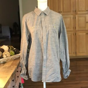 Men's The North Face Button Up Shirt